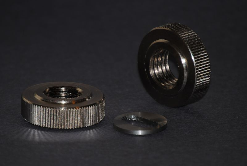 Depth stop nuts, Acme thread (DP-629)