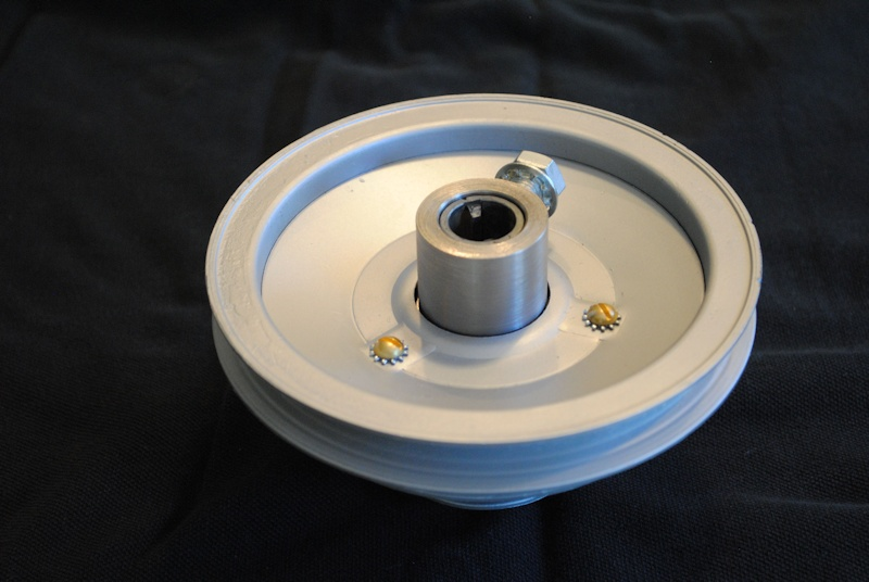 "Delta 14"" standard speed pulley"